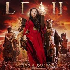 Metal/Rock sinfonico con influenza celtiche per Leah