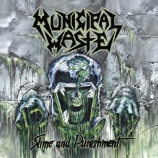 """Slime and Punishment"", il sesto album dei Municipal Waste"