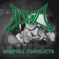 "Ristampa di ""Mental Conflicts"", quarto album dei tedeschi Blood"