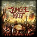 "Ristampa per ""What Horrors Await"" dei Jungle Rot"