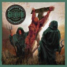 I Green Death tornano con un heavy/thrash metal di buona fattura