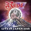 Live in japan dei Riot V è uno di quei live capaci di trasmettere emozioni rare