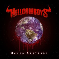 I capitolini Hellcowboys sfornano la loro nuova fatica: un album interessante quanto cafone ed irriverente