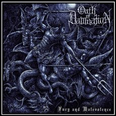 Secondo album per la Death/Black band australiana Oath of Damnation