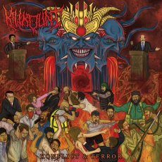 Gli indiani Killkount debuttano con un album estremamente brutale