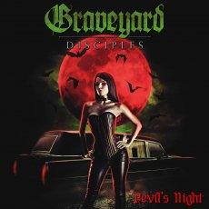 """""""Devil's Night"""", unico lascito concreto dei Graveyard Disciples, band che ha provato ad omaggiare l'Heavy Classico senza però riuscire a convincere a pieno."""