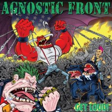Agnostic Front: rage flows free!