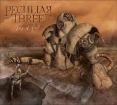 Primo full-length per i Peculiar Three, nel quale la band non sembra ancora esprimere al meglio le proprie potenzialità.