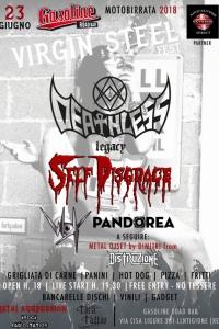 Tutto pronto per il Virgin Steel Fest del 23/6
