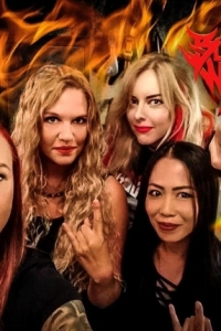 Burning Witches: Sonia Anubis lascia la band