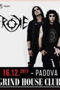 Serata live a Padova il 16/12
