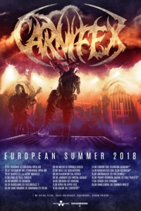"CARNIFEX: ""European Summer Tour 2018"""