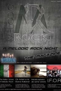 A Melodic Rock Night per i collezionisti