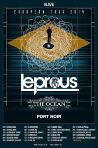 Leprous: tour europeo con The Ocean Collective