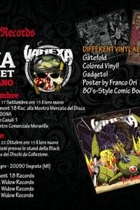 Meet & greet con i Vanexa a Bologna e Milano