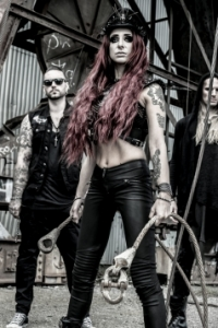 "Liv Sin: il lyric video di ""Slave to the Machine"""