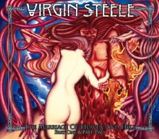 """Ristampa del capolavoro dei Virgin Steele: """"The Marriage Of Heaven And Hell part 1&2""""."""
