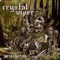 Ottima ristampa del secondo album dei Crystal Viper