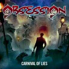 Ristampa consigliatissima per Carnival of Lies degli Obsession
